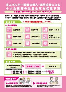 補助金_平成29年度補正予算